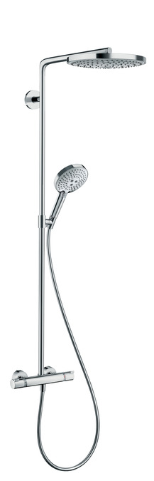 картинка 27129400 Raindance Select S 240 2jet Showerpipe, ½' от магазина Hansgrohe.SALE
